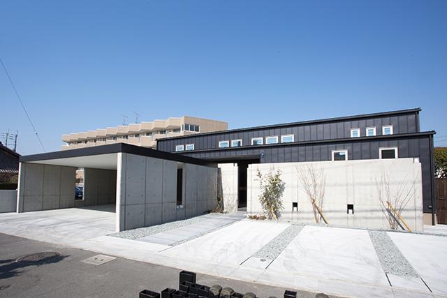 ドイツのパッシブハウス研究所が規定する性能を満たした住宅